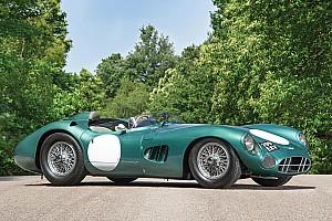Vintage Breaking news Aston DBR1/1 Le Mans car sale set to break $20m barrier