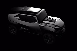 Auto Actualités Un futur SUV totalement extravagant chez Rezvani