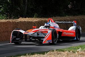 Formula E Top List GALERÍA: el nuevo Mahindra M4Electro de Fórmula E