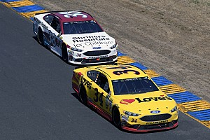NASCAR Cup Breaking news Front Row Motorsports makes changes to its NASCAR Cup teams