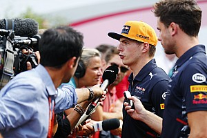 "Formula 1 Breaking news Verstappen angry to be ""competing"" with Alonso on retirements"