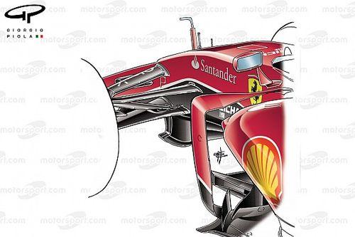 Технический анализ: Ferrari подготовила революционную подвеску для 2022 года