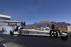 NHRA Qualifying report Brown, C. Force, Butner, Tonglet are provisional qualifiers at NHRA Summernationals