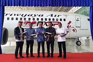 MXGP Breaking news Sriwijaya Air jadi sponsor MXGP Indonesia 2017