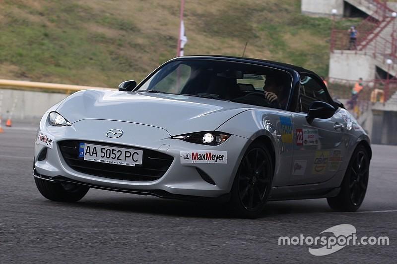 Чемпіонат України з автомобільного слалому запрошує на четвертий етап