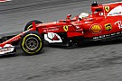 """Vettel pályacsúccsal végzett az élen délután Malajziában Räikkönen előtt: a Mercedes """"szétesett"""""""