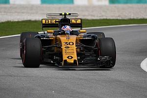 Формула 1 Новость Палмер обвинил Ферстаппена в аварии на тренировке