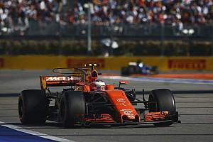 F1 Noticias de última hora Vandoorne pide a Honda seguir mejorando la fiabilidad