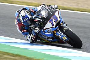 Moto2 Reporte de calificación Moto2: Márquez confirma el dominio con su primera pole