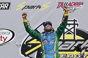 NASCAR XFINITY Race report Aric Almirola takes Xfinity win at Talladega