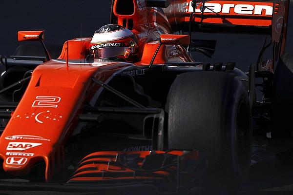 Formula 1 La colonna di Vandoorne: