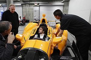 IndyCar Ultime notizie Il retroscena di Miles: Alonso ha