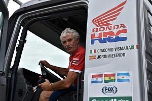 Dakar Intervista Dakar, Vismara contro i limiti per i camion: