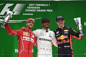 F1 Reporte de la carrera Hamilton iguala el campeonato tras una trepidante carrera