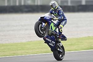 """MotoGP Noticias de última hora Rossi: """"Estaría bien probar esa carcasa rígida; en Termas hubo muchas caídas de delante"""""""