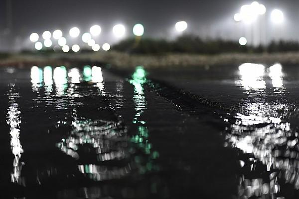 MotoGP 突发新闻 没有排水道致赛道积水!MotoGP取消排位赛