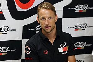 Super GT Важливі новини Honda повернула Баттона до повноцінної участі в перегонах