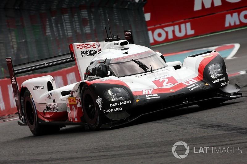 WECメキシコ決勝:2号車ポルシェ圧勝。トヨタ陣営1周遅れで完敗