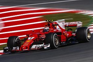 Formel 1 Trainingsbericht F1 2017 in Barcelona: Ferrari schlägt Mercedes im 3. Training