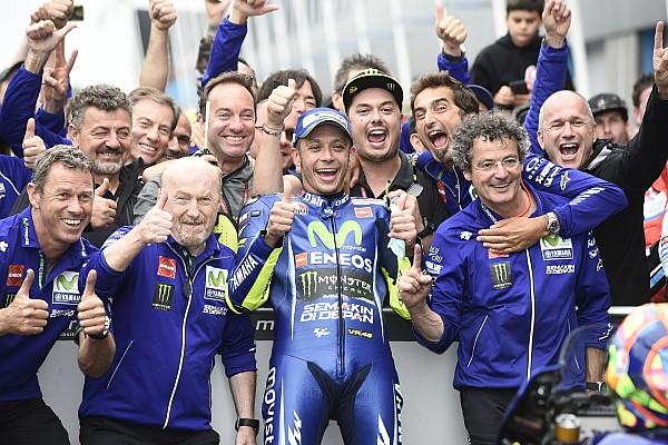 MotoGP Fotogallery: Valentino Rossi, 20 anni di vittorie in MotoGP