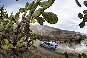 WRC Preview Les horaires de toutes les spéciales en heure de Paris