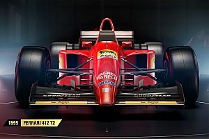 Jeux Video Actualités Trois Ferrari emblématiques de plus pour F1 2017