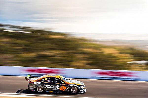 Boost extends Percat Supercar backing