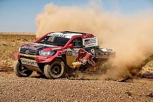 Ралли-рейды Отчет о гонке Аль-Аттия опередил Леба на Ралли Марокко