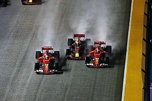 Formule 1 Réactions Verstappen accuse Vettel: