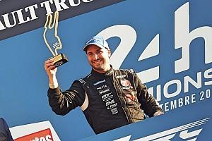 Kamion Eb Motorsport.com hírek Kiss Norbi: harmadik hely és győzelem Le Mansban!