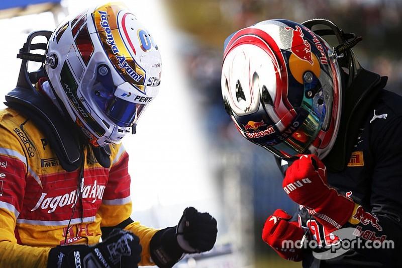 Les enjeux GP2 - Giovinazzi vs. Gasly, ultime round!