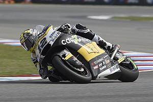 Moto2 Raceverslag GP Tsjechië: Luthi wint door regen ingekorte wedstrijd