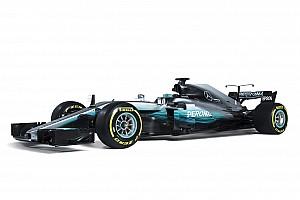 Formel 1 Fotostrecke Fotostrecke: Das ist der neue Mercedes W08 für die Formel 1 2017