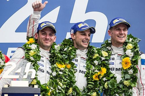 OTD: Hülkenberg maakt Alonso jaloers met Le Mans-zege