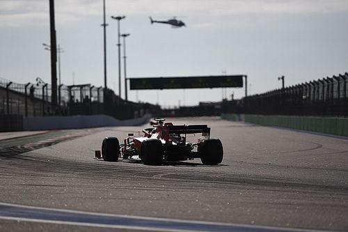Nuevo aviso a los pilotos de F1 sobre lentitud y límites de pista en Sochi
