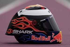 Лоренсо показал обновленный шлем