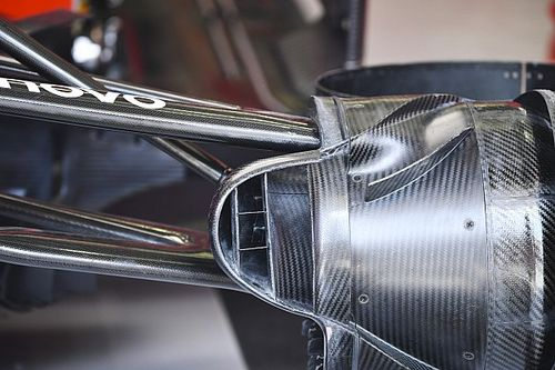 """F1 set to add brake ducts to """"listed parts"""" in 2020"""