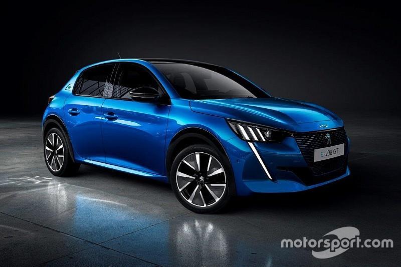 Галерея: новий Peugeot 208 у деталях