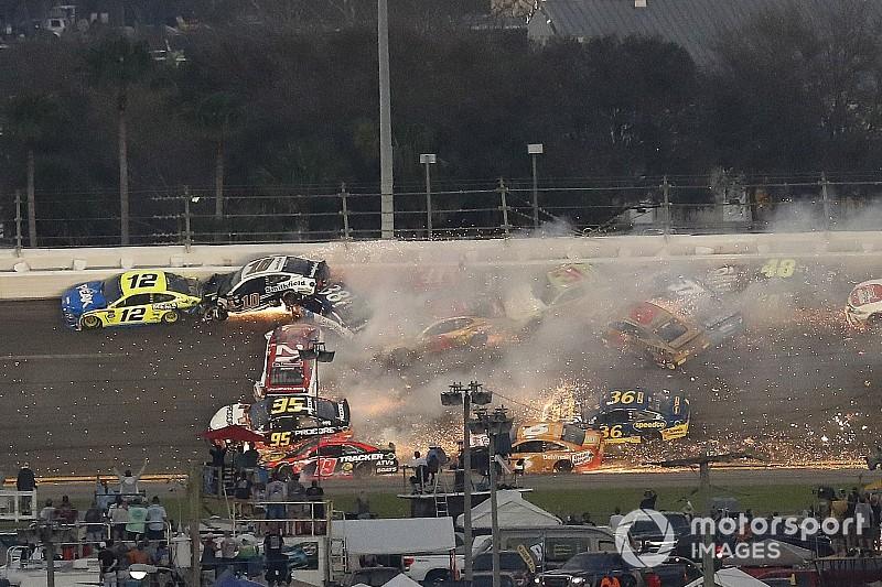 Daytona 500 crash reminded Almirola of back-breaking shunt