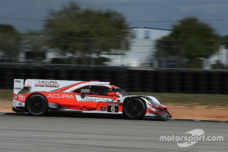 Sebring 12 Hours: Cameron grabs pole for Acura Team Penske
