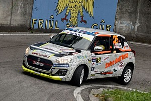Suzuki Rally Cup: il Rally Il Ciocco apre la stagione 2019