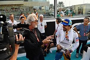 Алонсо повертається у McLaren, а Бріаторе до Ф1– це лише частина жартів іспанського «дня дурнів»