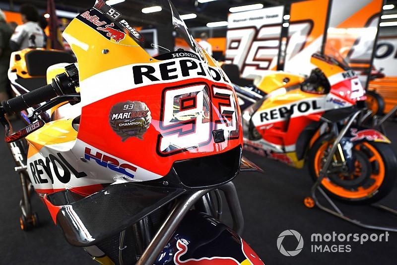 Sigue en directo la presentación del Repsol Honda 2019 con Márquez y Lorenzo