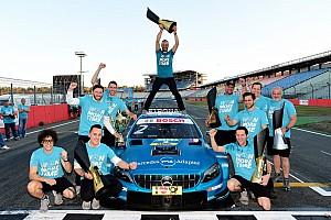 Paffett vorrebbe fare una gara spot nel DTM 2019 per correre con il numero 1 del campione
