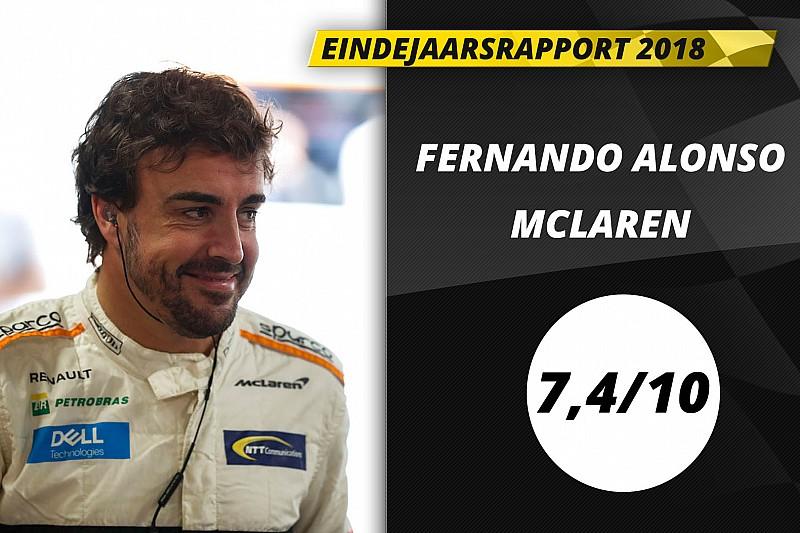 Eindrapport Fernando Alonso: Sterk laatste kunstje van de matador