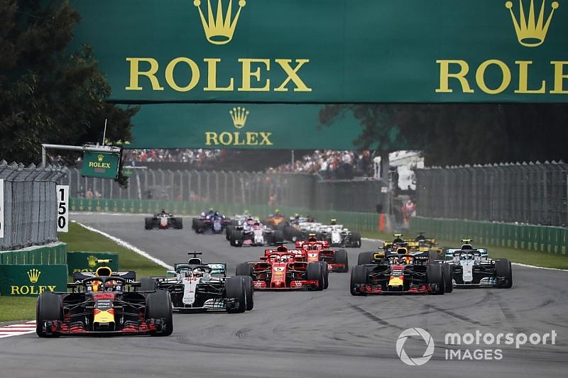 Le GP du Mexique a manqué une date butoir pour 2020