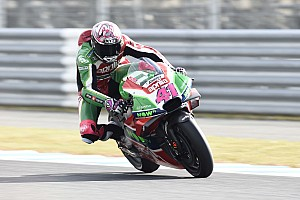 Espargaro to try Aprilia
