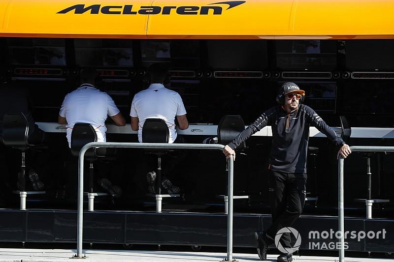 McLaren tetap pede meski tanpa Alonso