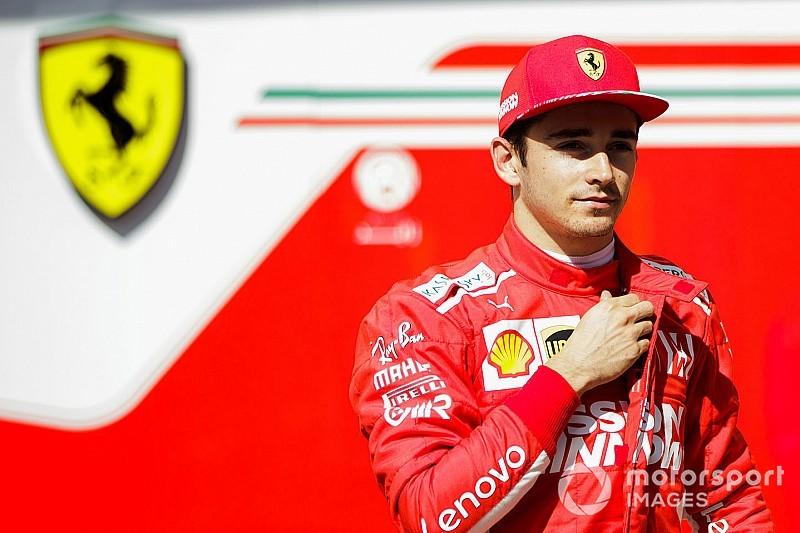"Raikkonen: Leclerc terá sucesso se evitar ""confusão"" da Ferrari"