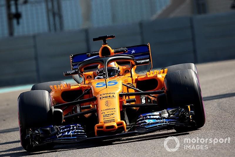 Sainz, McLaren'ın kısa vadede başarılı olmasını beklemiyor